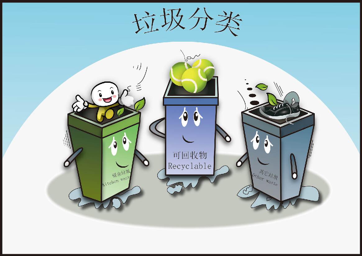在今年年初为深入推进垃圾分类工作开展,广州市城管委联合广州市青年动漫艺术交流协会组织举办2015垃圾分类主题海报、漫画设计大赛。通过举办形式新颖、传播广泛、成效显著的生活垃圾分类海报、漫画设计大赛,使在垃圾分类的推广道路上增添一点色彩。   比赛自1月启动以来,全市范围内开展了以画画为创作形式的垃圾主题活动,通过画画创作树立一批重学习、讲文明、保护环境、热心公益的青少年,引导和呼吁广大 家庭积极投入垃圾分类的建设,宣传倡导科学、文明、健康、低碳的生活方式,通过垃圾分类营造了良好的社会氛围、生活环境。