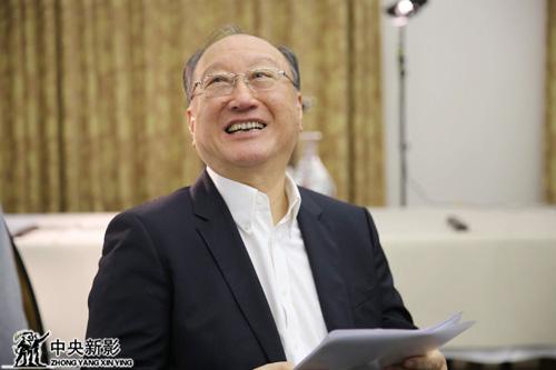 徐匡迪主席