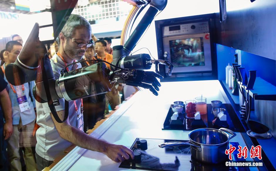 В Шанхае завершила свою работу азиатская выставка потребительской электроники