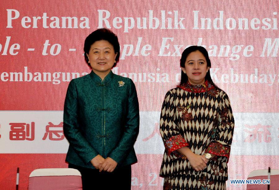 В Индонезии состоялась 1-я встреча в рамках Китайско-индонезийского механизма гуманитарных обменов на уровне вице-премьеров