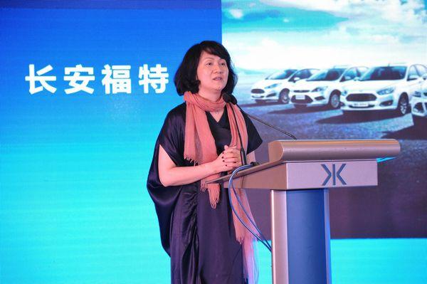 央视广告经营管理中心副主任李怡