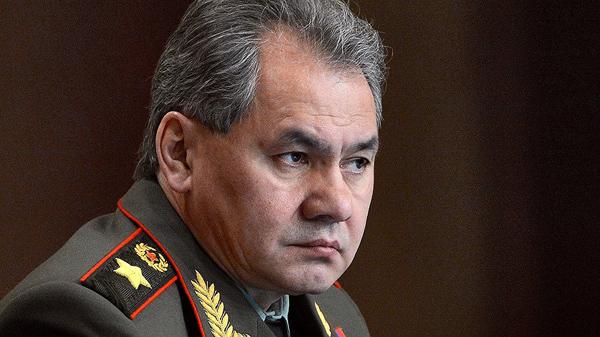 Архив: министр обороны РФ Сергей Шойгу