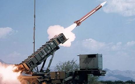 侦察爱国者2导弹信息