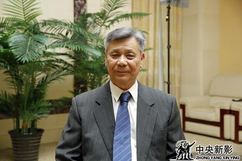 殷瑞钰副部长接受采访