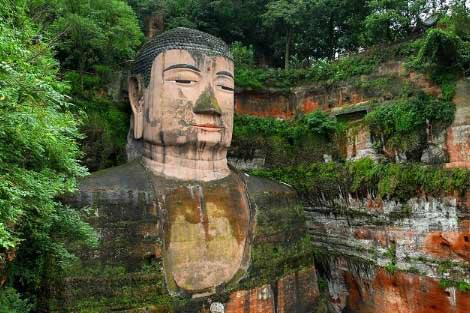 Mt. Emei and Leshan Giant Buddha