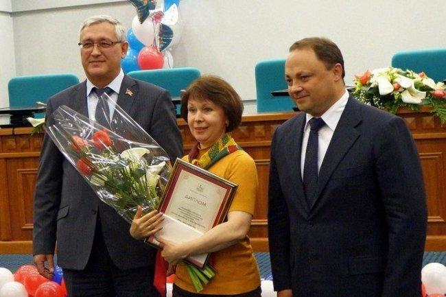 В Приморье подвели итоги конкурса на звание лучшего бизнесмена