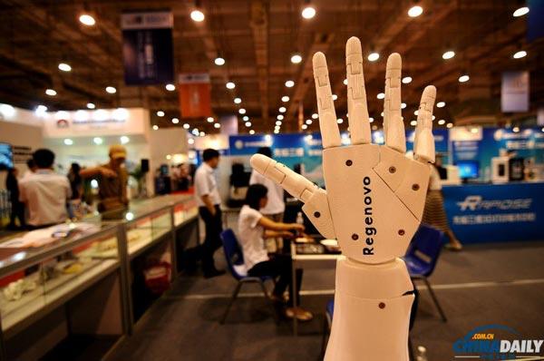 На выставке 3D-печати в Чэнду продемонстрировали последние разработки