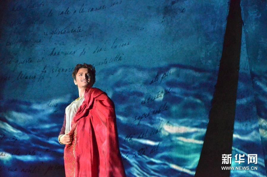 На ЭКСПО в Милане представлен китайский балетный спектакль Марко Поло