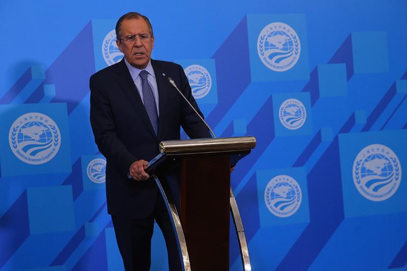 Сергей Лавров, Министр иностранных дел РФ Сергей Фадеичев/ТАСС