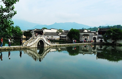 Ancient Villages in Southern Anhui- Xidi and Hongcun