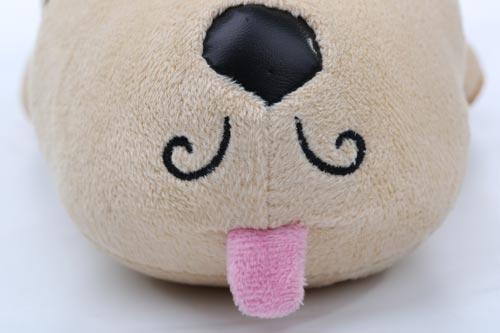 坏坏的小胡子 可爱的小舌头