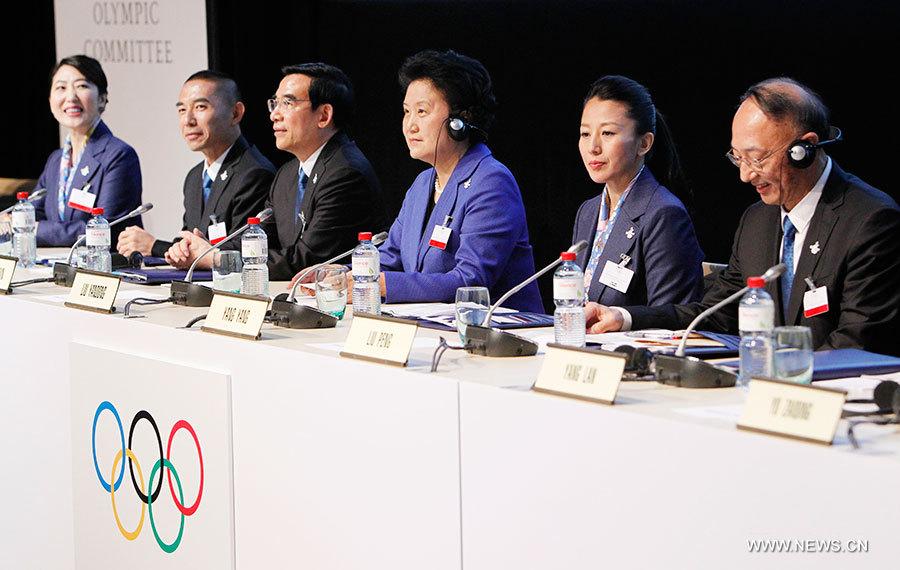 Beijing propose des JO d