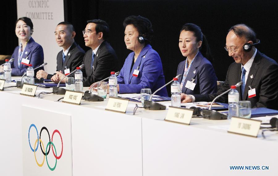 Представители Пекина и Алматы презентовали свои города в качестве претендентов на проведение Игр-2022