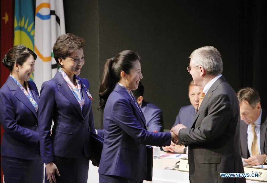 Представители Пекина презентовали свои города в качестве претендентов на проведение Игр-2022