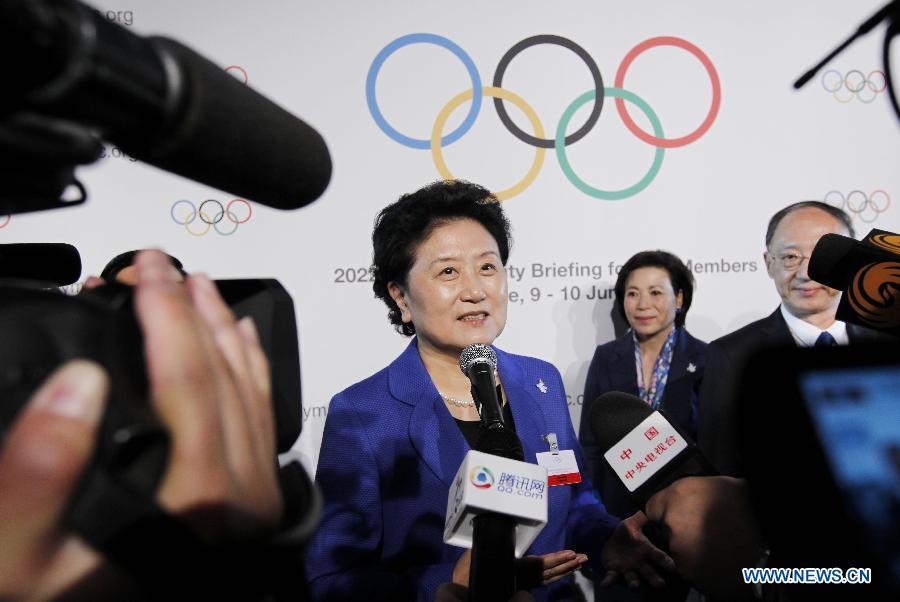 JO-2022: le gouvernement chinois accorde un plein soutien à la candidature de Beijing (vice-PM)