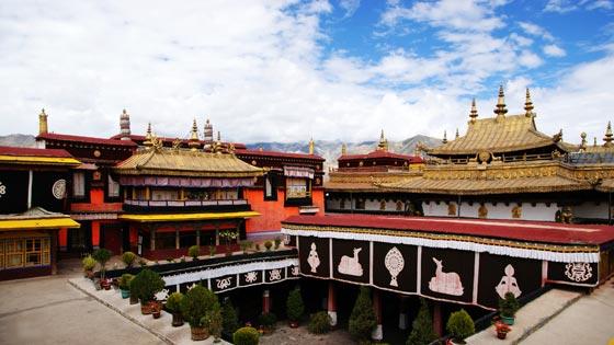 The Jokhang Temple Monastery