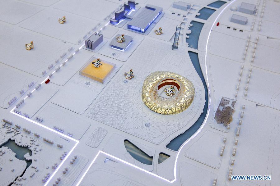 النماذج المصغرة للمواقع المستضيفة