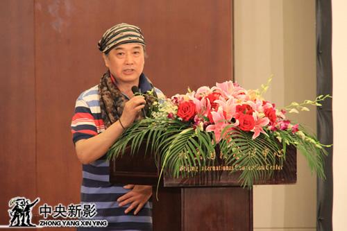 中法文化推展促进会副秘书长马红生致辞