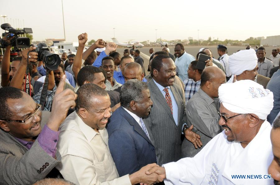 Президент Судана прибыл в Хартум