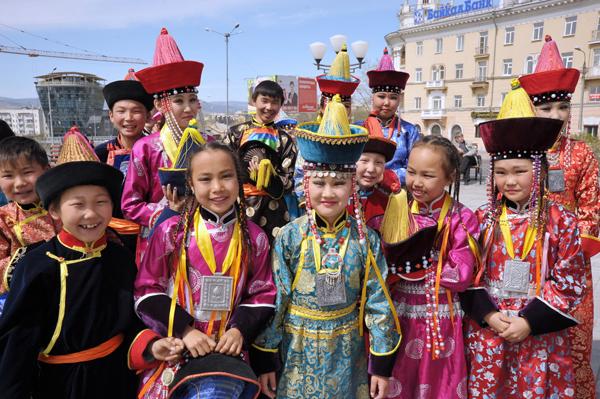 Архив: В Бурятии прошел Международный фестиваль молодых талантов