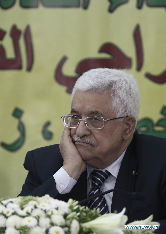 М. Аббас выразил намерение распустить коалиционное правительство Палестины