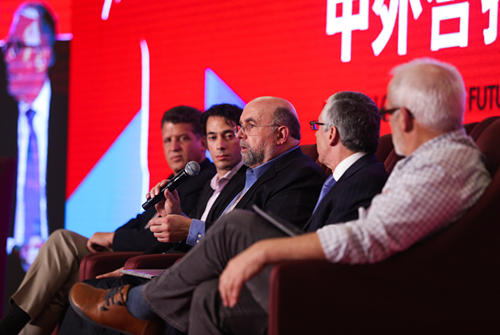 На Шанхайском кинофестивале продюсеры обсудили вопросы совместного производства