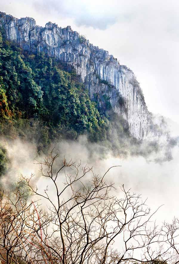 嗨 走着瞧:到四川旅游不可错过的美景