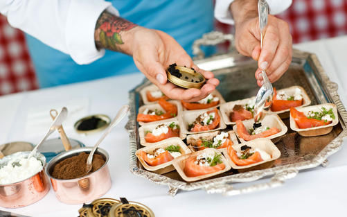 吃嗨一整个夏天!盘点5大国际美食节