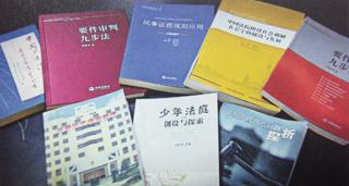 邹碧华的著作。