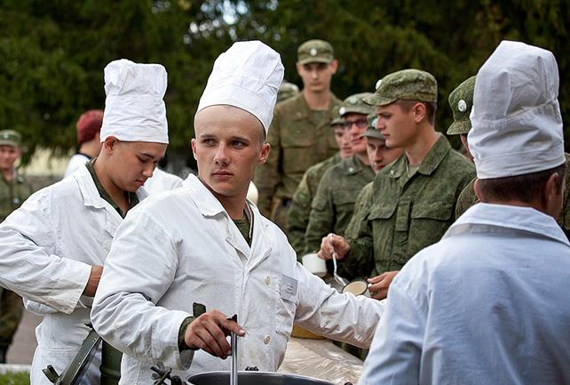 Восточный военный округ провел конкурс на звание лучшего специалиста продовольственной службы