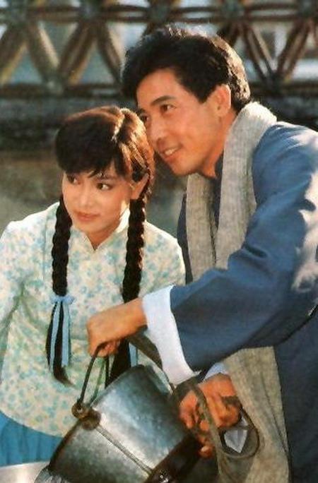 原电影:《几度夕阳红》1966年电影,1986年电视剧标题电视剧富贵是哪部小说改编的图片