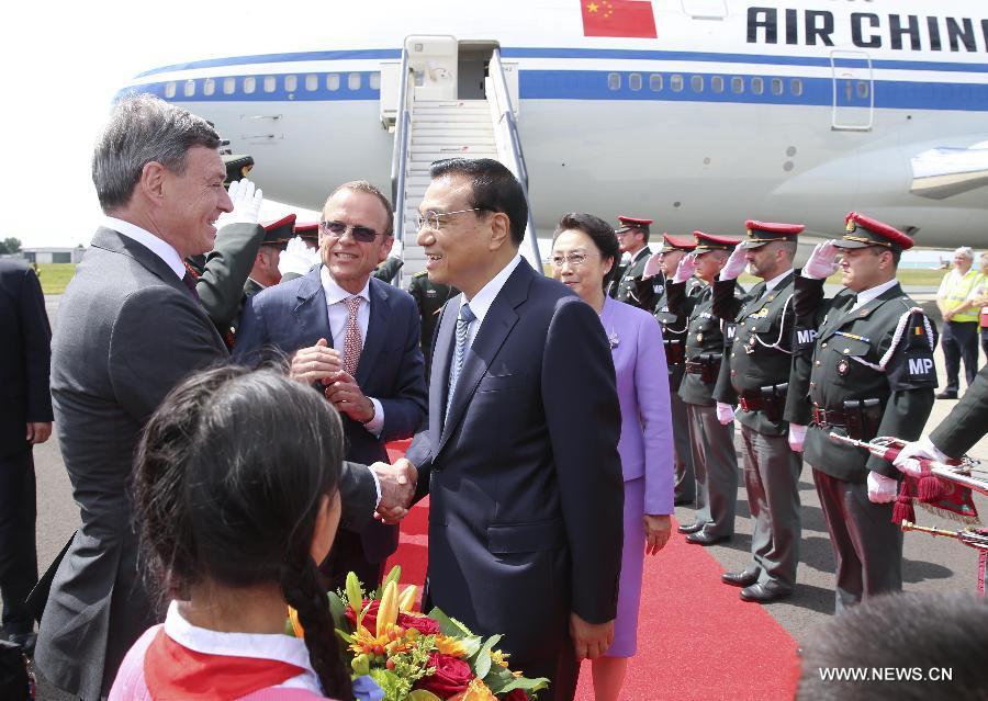 Le Premier ministre chinois participera à la réunion des responsables chinois et européens