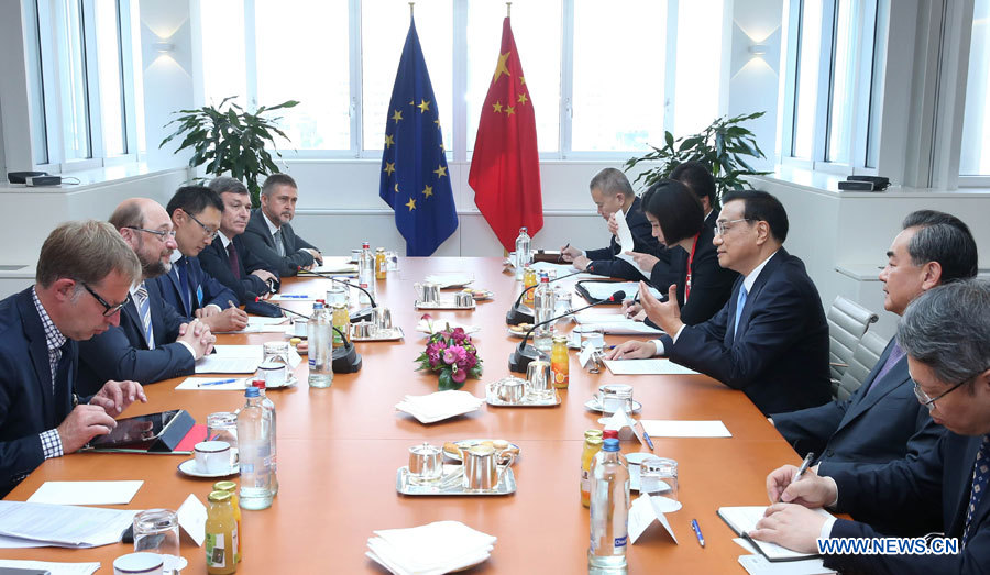 La Chine est un détenteur de bons européens responsable, affirme le Premier ministre chinois