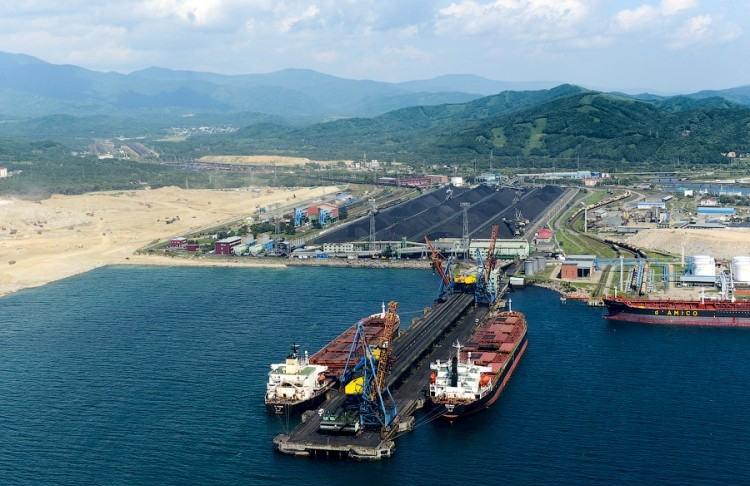 К 2017 году «Восточный порт» увеличит мощности вдвое