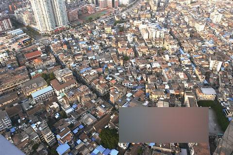 中华片区老房子比较集中
