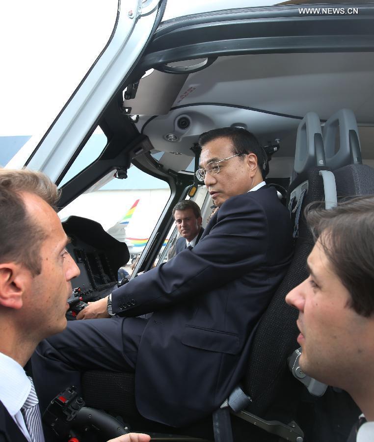 زار لي المقر الرئيس لشركة ايرباص الرائدة عالميا