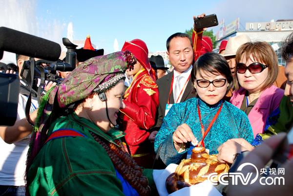 Баргуты из КНР и Монголии приехали в Баргузинскую долину Бурятии