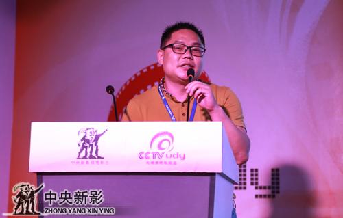 中央新影微电影台、央视CNTV微电影频道副总编辑王挺