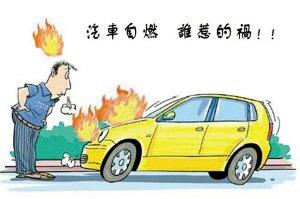 江西省公安厅交警总队高速交警管理部门负责人进行辟谣,并表示装在车用灭火器是必要的。