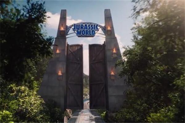 the new Jurassic World film