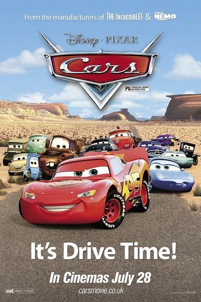 汽车人总动员》和《汽车总动员》的连海报如出一辙.海报上还高清图片