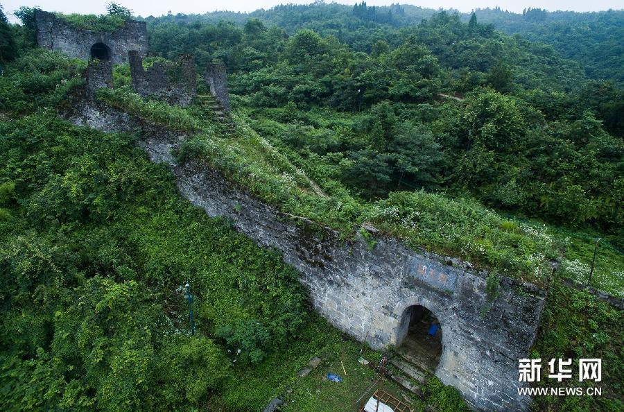 Руины древних строений древнего китайского племени Тусы заняли почетное место в списке Всемирного наследия ЮНЕСКО