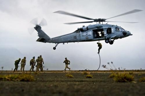 В Австралии начались совместные с США, Японией и Новой Зеландией военные учения