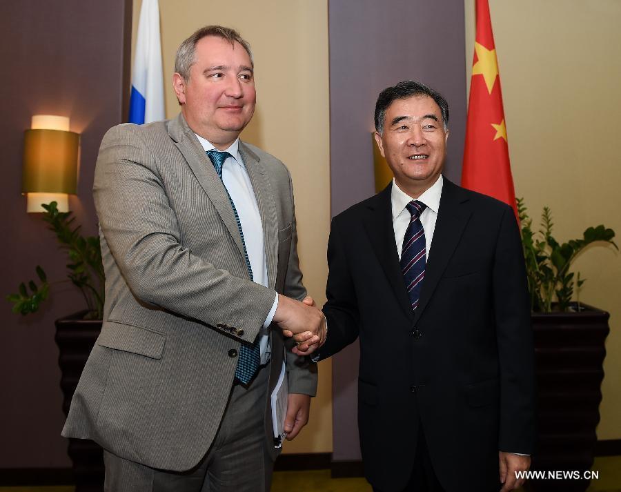 В Иркутске состоялась встреча вице-премьеров Китая и России