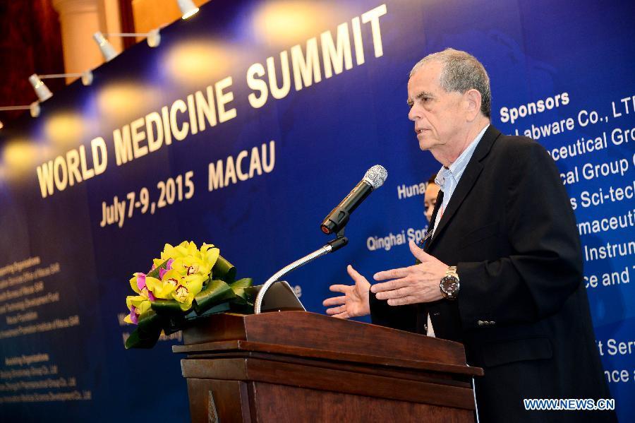 В Аомэне проходит первый Всемирный медицинский саммит