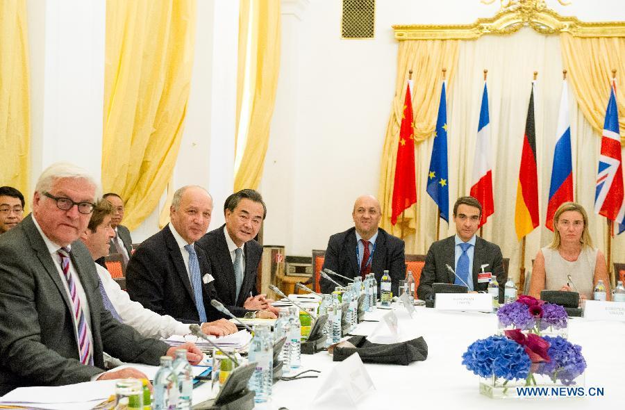 Ван И: по неразрешенным вопросам всеобъемлющего соглашения по иранской ядерной проблеме начинает формироваться пакет схем решения