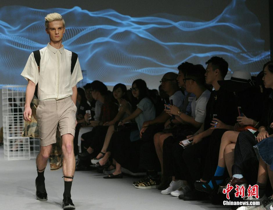 В Сянгане стартовала 22-я неделя моды