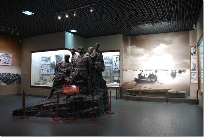 В музее Войны сопротивления китайского народа японским захватчикам открылась новая экспозиция