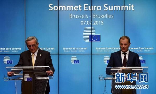 12 июля лидеры еврозоны должны будут окончательно определиться с судьбой Греции