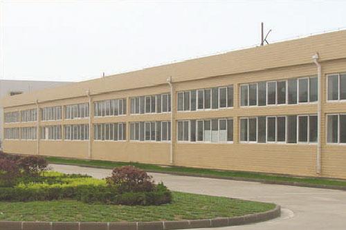 大型工厂组织结构图